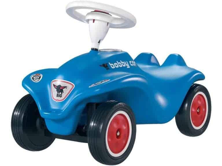 Big Bobby Car Blue