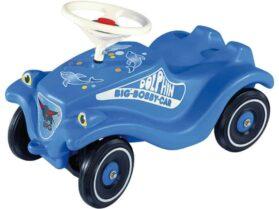 Big Bobby Car Classic Dolphin Blue
