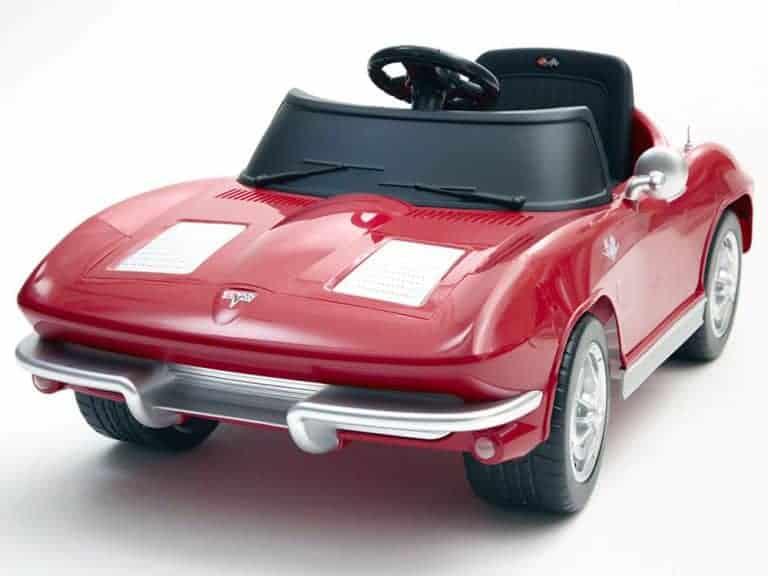 Kalee Corvette Stingray 12v