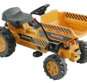 kalee-pedal-tractor-with-dump-bucket-yellow