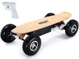 MotoTec 1600w Dirt Electric Skateboard DUAL MOTOR
