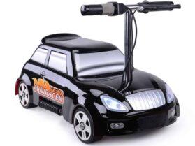 MotoTec 24v Mini Racer V2 Black