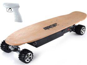MotoTec 600w Street Electric Skateboard