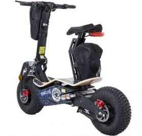 MotoTec Mad 1600w 48v Electric Scooter_4