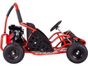 MotoTec Off Road Go Kart 79cc Red