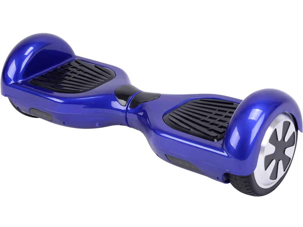 MotoTec Self Balancing Scooter 36v 6.5in Blue