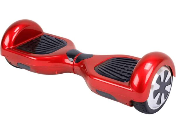 MotoTec Self Balancing Scooter 36v 6.5in Red