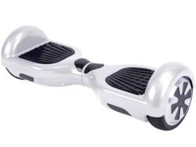 MotoTec Self Balancing Scooter 36v 6.5in White
