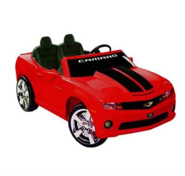 NPL Chevrolet Racing Camaro 12v Car Red