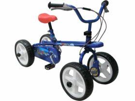 Quadra Byke (three bikes in one) Blue