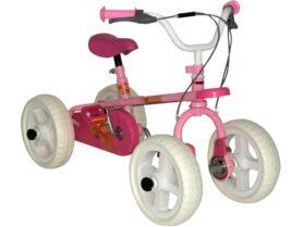 Quadra Byke (three bikes in one) Pink