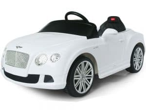 Rastar Bentley GTC 12v White (Remote Controlled)