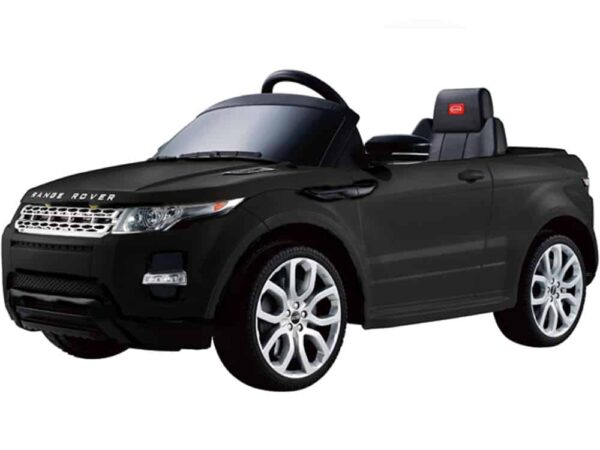 Rastar Land Rover Evoque 12v Black (Remote Controlled)
