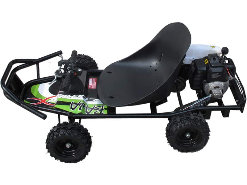 scooterx-baja-kart-49cc-blackgreen