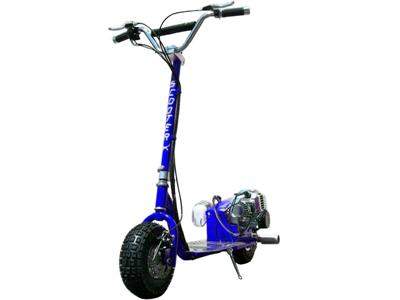ScooterX Dirt Dog 49cc Blue