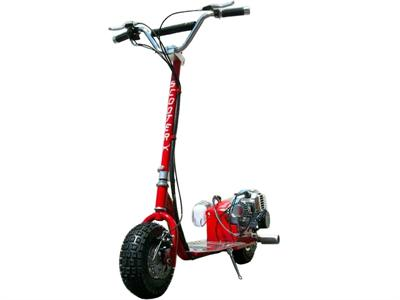 ScooterX Dirt Dog 49cc Red
