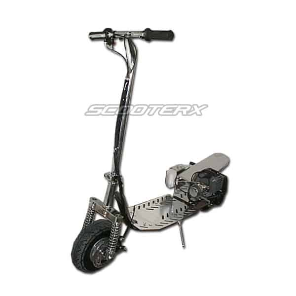 ScooterX X-racer SE 49cc Chrome