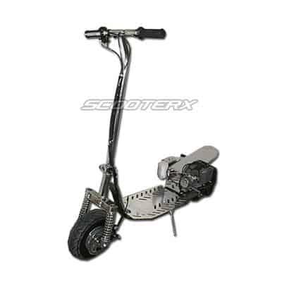 ScooterX X-racer SE 49cc Chrome_1