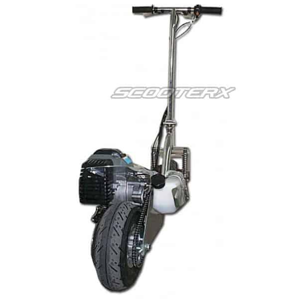 ScooterX X-racer SE 49cc Chrome_2