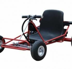 Solar Electric Go Kart 24v