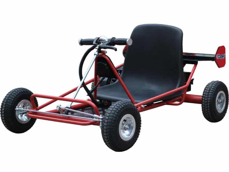 Solar Electric Go Kart 24v