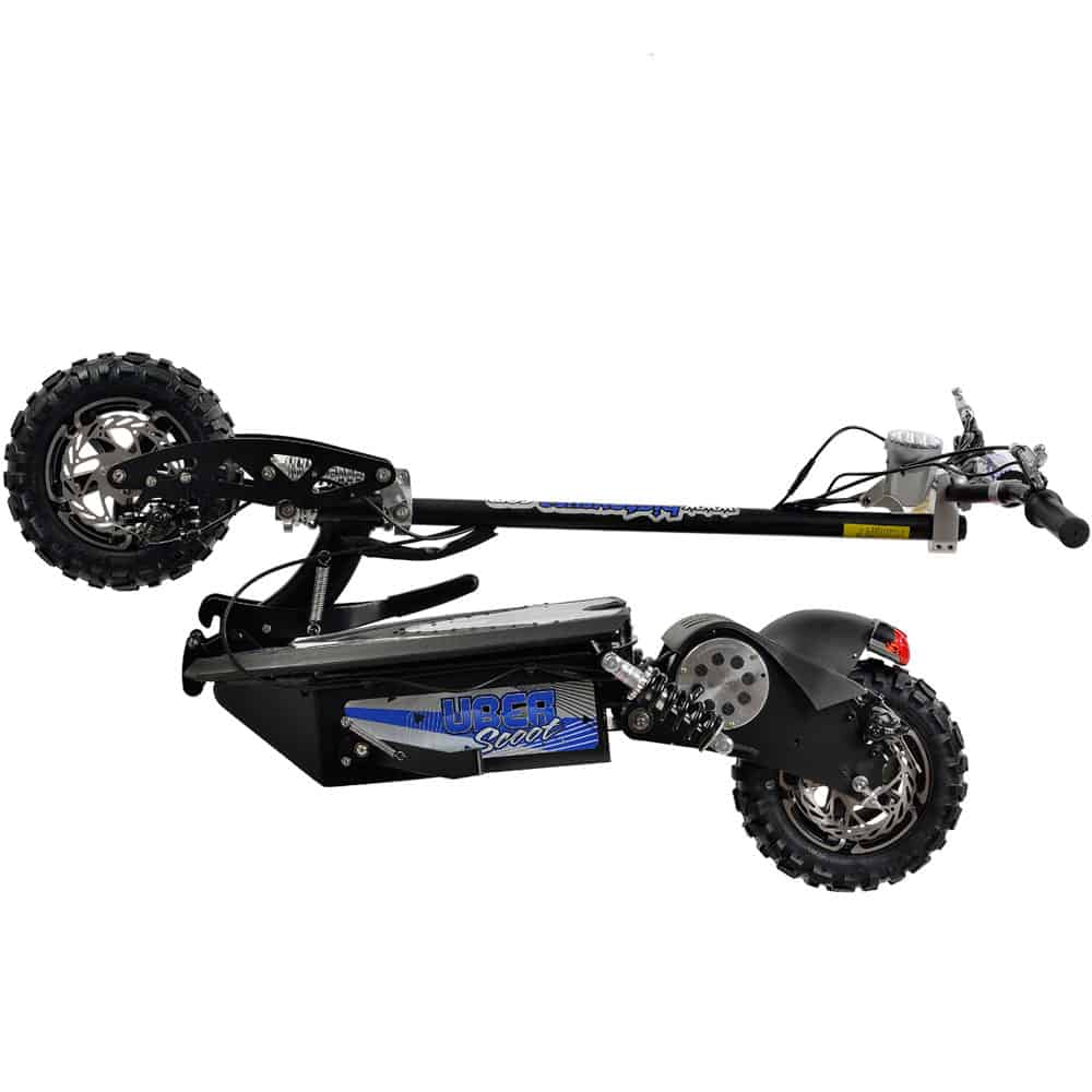 UberScoot 1600w 48v Electric Scooter by Evo Powerboards_3