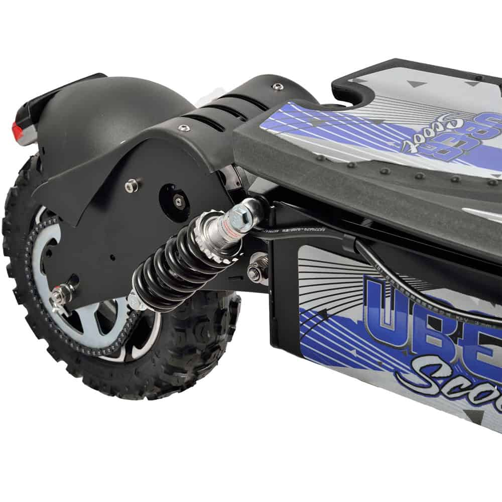 UberScoot 1600w 48v Electric Scooter by Evo Powerboards_6