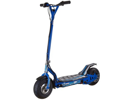 UberScoot 300w Electric Scooter Blue