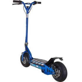 UberScoot 300w Electric Scooter Blue_2