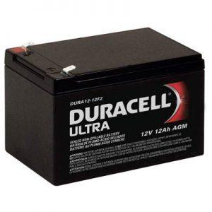 Duracell 12 Volt Battery (12AH)