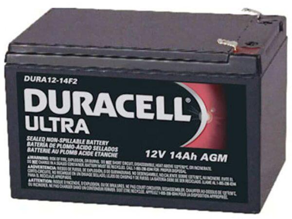 Duracell 12 Volt Battery (14AH)