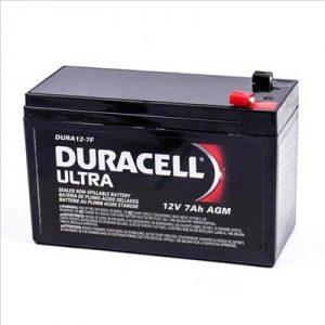 Duracell 12 Volt Battery (7AH)
