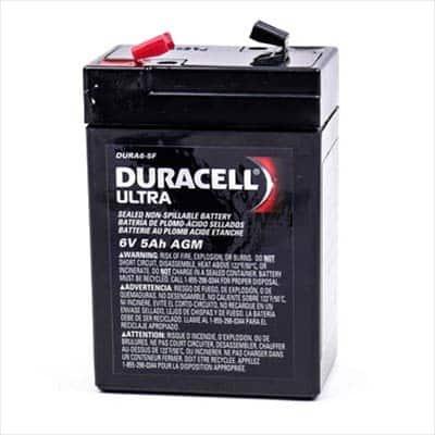Duracell 6 Volt Battery (5AH)