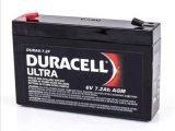 Duracell 6 Volt Battery (7.2AH)