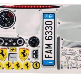 Feber California Sticker Kit