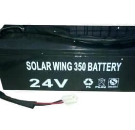 MotoTec Solar Kart – 24v Battery Pack ORIGINAL