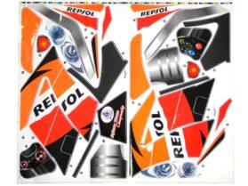 Inj-6146 Sticker Kit