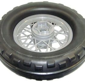 Inj-6811 Rear Wheel Assembly