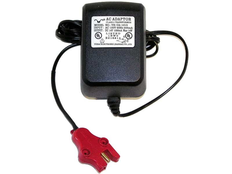 Kalee 7.5v 1000mA Battery Charger (2-Prong)