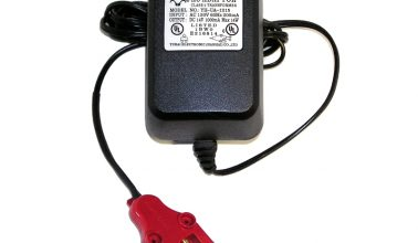 Kalee 7.5v 600mA Battery Charger (2-Prong)