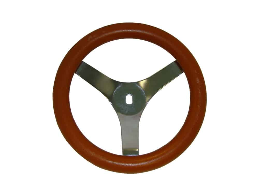 Kalee Pedal Car Steering Wheel