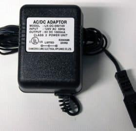 Mini Motos 12 Volt 2-Plug Female Charger (1000mA)