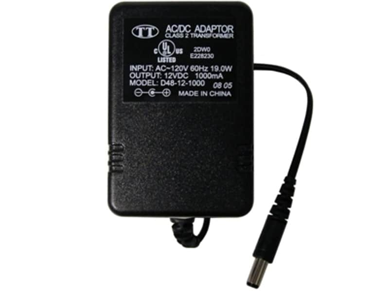 Mini Motos 12 Volt Barrel-End Charger (1000mA)