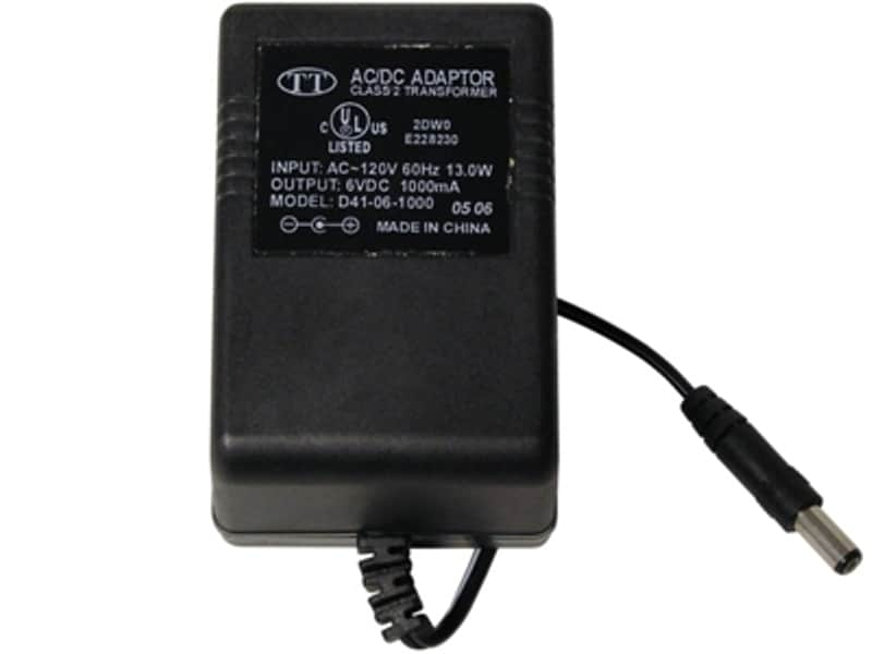 Mini Motos 6 Volt Barrel-End Charger (500mA)