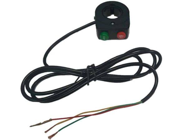 UberScoot 1600w Horn/Light Switch