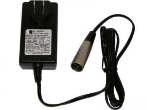 UberScoot 24V Battery Charger XLR