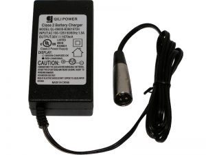 UberScoot 36V Battery Charger (500w/800w/1000w)