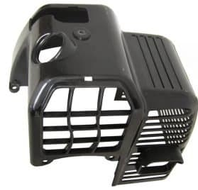 UberScoot 49cc Engine Cover Black