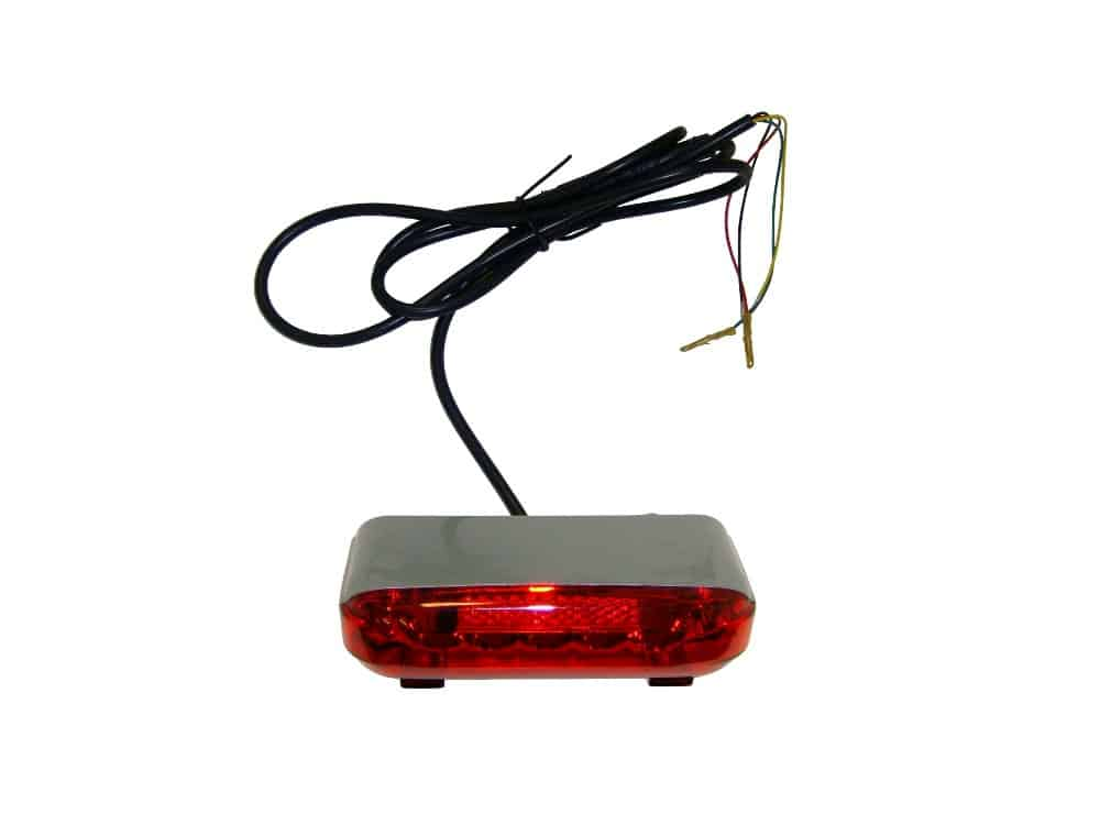 UberScoot Citi 800 Rear Light