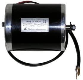 UberScoot Electric Motor (500w)